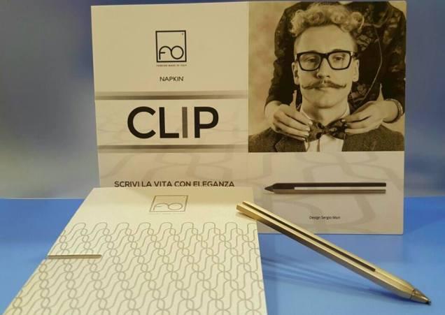 napkin clip